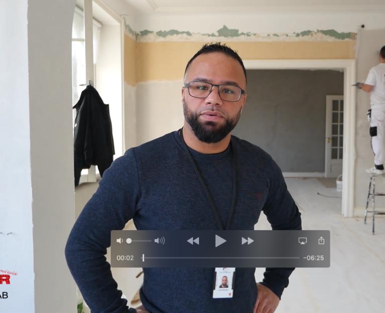Video – Vi bygger med kärlek