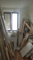 4 Detta sovrum skall bli badrum